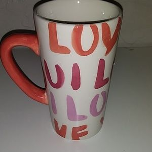 home china Kitchen - I love you tall mug by Home.